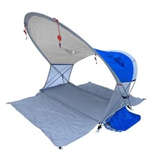 Deluxe 360 View Aerodynamic 2 Person Tent with Carry Bag