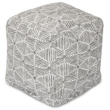 Charlie Cube Ottoman by Majestic Home Goods