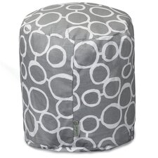 Fusion Pouf Ottoman by Majestic Home Goods