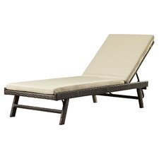 Calypso Chaise Lounge with Cushion
