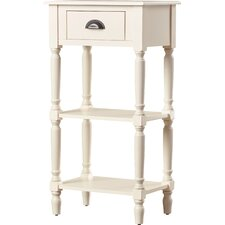Jenney End Table by August Grove