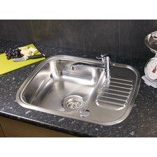 59.5cm x 47cm Inset Kitchen Sink