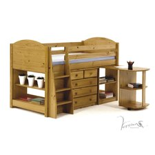 Verona Midsleeper Pull Out Desk