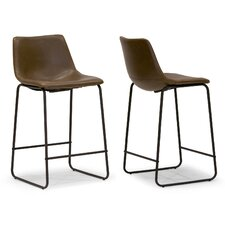 "Elmira 23.5"" Bar Stool (Set of 2)"