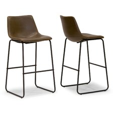 "Crestshire 28.5"" Bar Stool (Set of 2)"