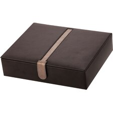 Manhattan Bonded Leather with Tone Accent Organiser