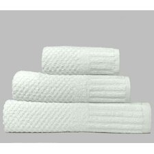 Aressy Waffle Spa Extra Long Bath Sheet
