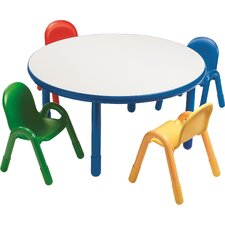 Round Kids 39 Table Chair Sets You 39 Ll Love Wayfair