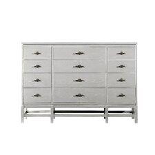 Blackburn 12 Drawer Dresser