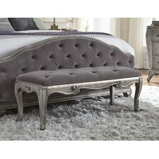 Holmes Upholstered Bedroom Bench by House of Hampton