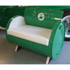 Sinclair Gasoline Armchair by Drum Works Furniture