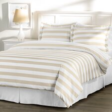 Wayfair Basics 3 Piece Striped Down Alternative Duvet Cover Set