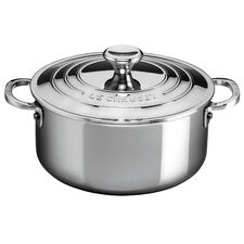 Shallow Casserole with Lid