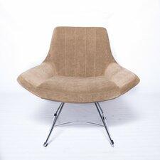 Selox Lounge Chair by Oak Idea Imports