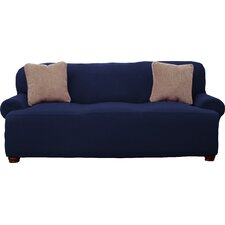 Savannah Popcorn Sofa Slipcover by Home Fashion Designs
