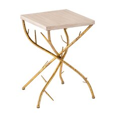 Nevaeh Branch End Table by Wildon Home ®