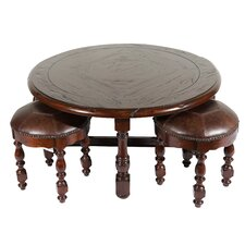 5 Piece Coffee Table Set by Eastern Legends