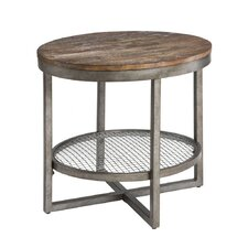 Sheridan End Table by INK+IVY