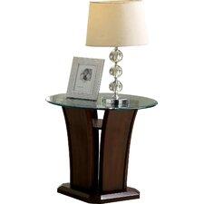 Elvira End Table by Hokku Designs