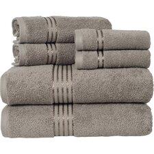Hotel 6 Piece Towel Set