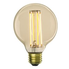 Nostalgic 5W E26 Medium Base LED Light Bulb (Set of 3)