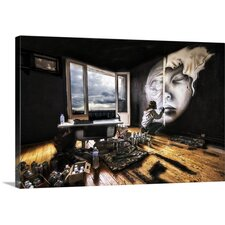 The Artist by Correy Christophe Photographic Print on Canvas