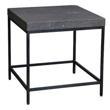 Ariel End Table by 17 Stories