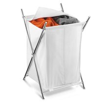 2 Compartment Folding Laundry Hamper