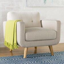 Cressida Tufted Club Chair by Mercury Row