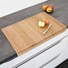 Anti-Slip Edge and Juice Groove Chopping Board