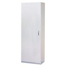 """71.75"""" H x 24.02"""" W x 14.81"""" D Storage Cabinet"""