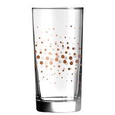 Speckle 15.25 oz. Highball Glass (Set of 4)