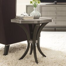 Symphony End Table by Legacy Classic Furniture