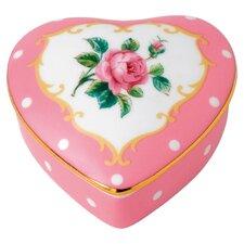 Interior Gift Heart Box