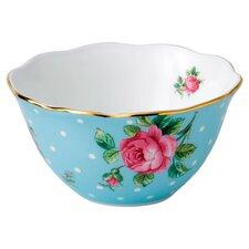 Tea Party Polka Bowl