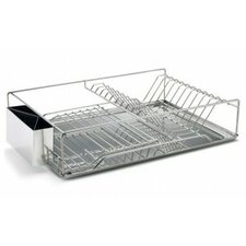 Stainless Steel Dish Rack with with Tray