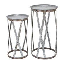 2 Piece End Tables by Cole & Grey