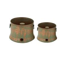Iron Hose Pot