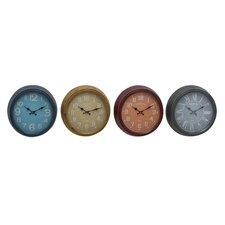 "15"" Metal Wall Clock"