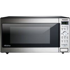 """22"""" 1.6 cu.ft. Countertop/Built-In Microwave with Genius Sensor and Inverter Technology"""