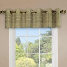 Rayon from Bamboo Grommet Single Panel Valance
