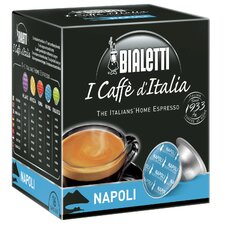 l Caffe D'italia Napolie Coffee Pods (Pack of 16)