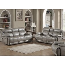 Estella Sofa and Loveseat Set by AC Pacific