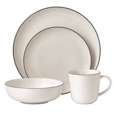Bread Street 4 Piece Place Setting, Service for 1