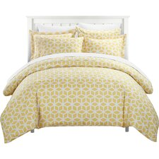 Elizabeth Reversible Duvet Cover Set