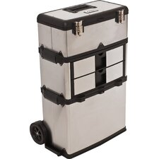 3-in-1 Suitcase Toolbox with Accents