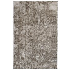 Metro Silk Gray Area Rug