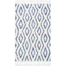 Remade Hand-Woven Soukey Area Rug