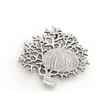 Coral & Shell Trivet