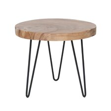 Natural End Table by Jeffan